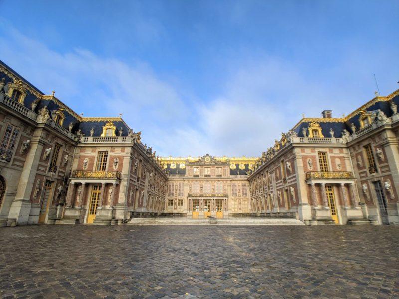 ヴェルサイユ宮殿外観