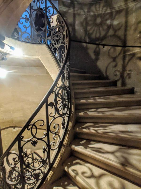 ヴェルサイユ宮殿 階段