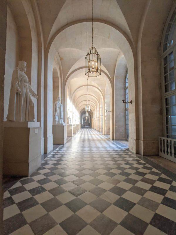 ヴェルサイユ宮殿 内観