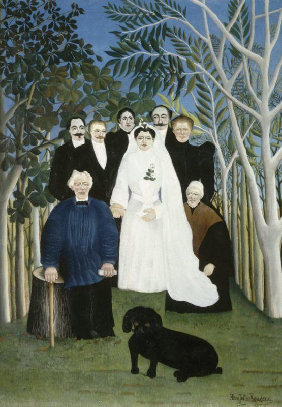 ルソー《田舎の結婚式 La Noce》