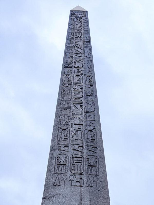 コンコルド広場 オベリスク
