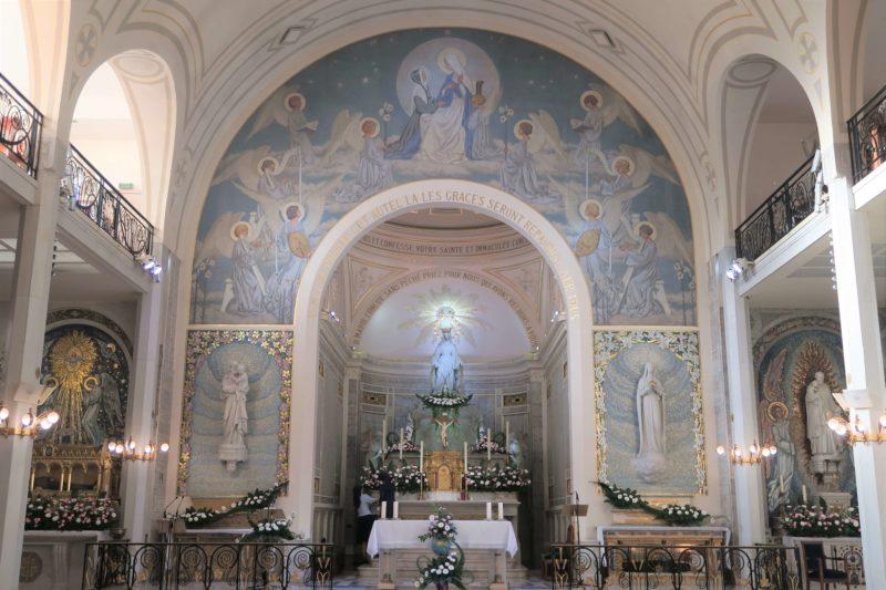 奇跡のメダイユ教会