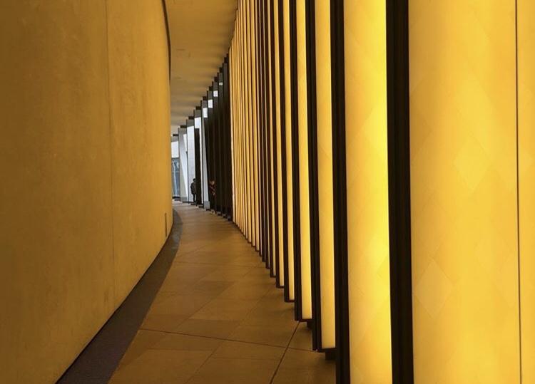 ルイ・ヴィトン財団美術館