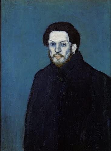 ピカソ 20歳の自画像