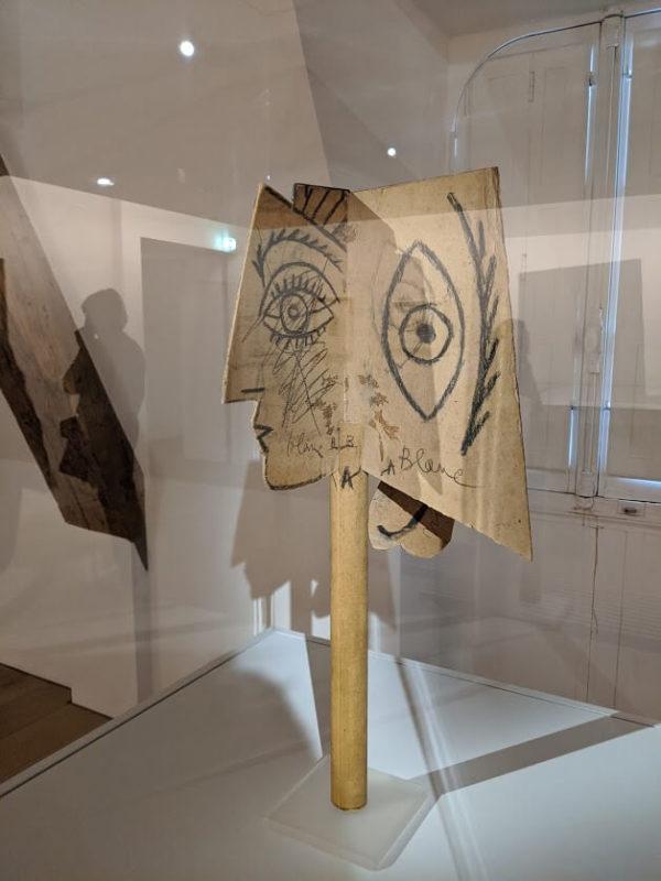 パリ国立ピカソ美術館 展示