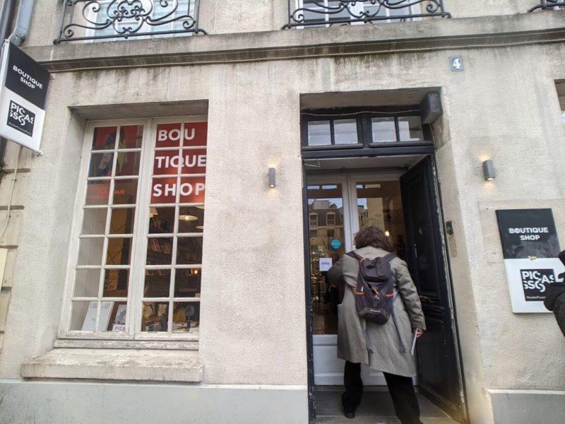 パリ国立ピカソ美術館 お土産