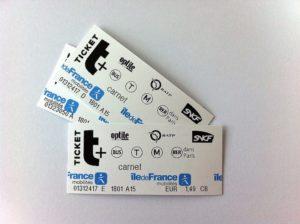 Ticket t+ ティケプリュス