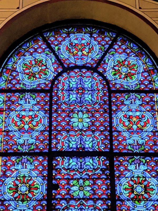 サン・ジェルマン・デ・プレ教会ステンドグラス