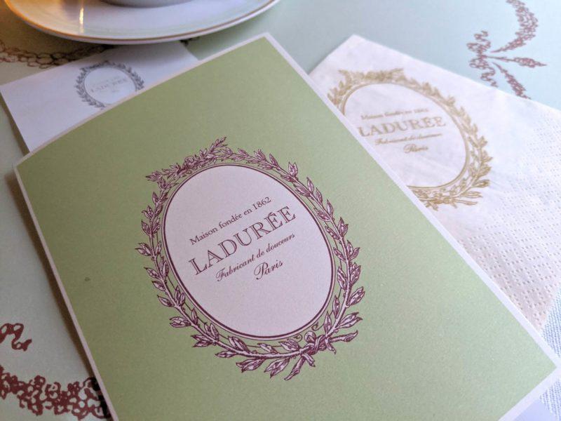ラデュレ Ladurée