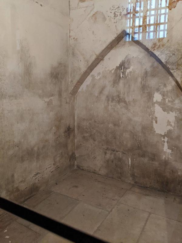 コンシェルジュリー囚人の廊下