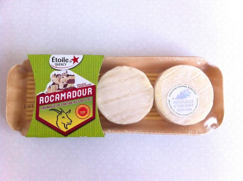 ロカマドゥールのチーズ