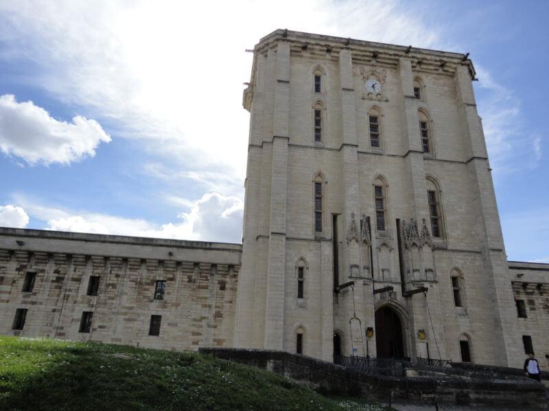 ヴァンセンヌ城の城門