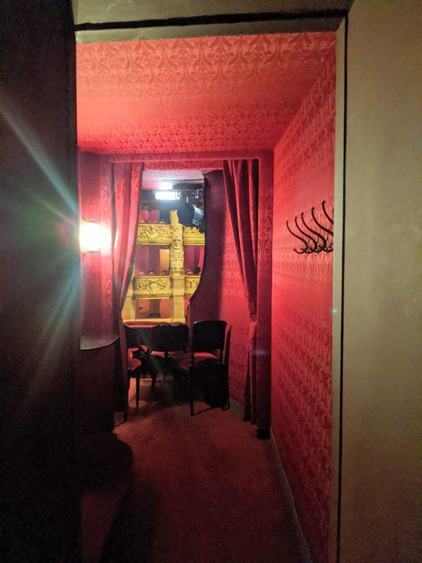 パリのオペラ座ガルニエ オペラ座の怪人の怪人(ファントム)ボックス席
