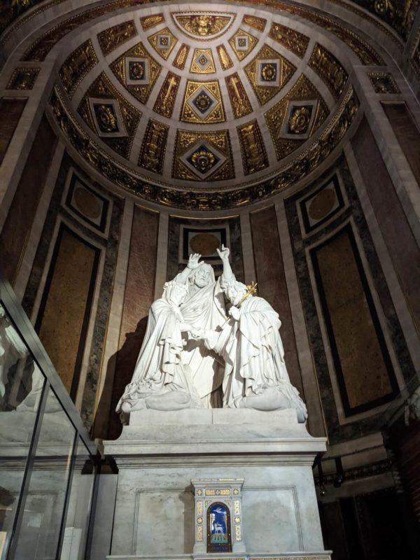 プラディエ作「聖母マリアの婚礼」