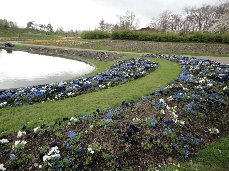 パリ花公園 Parc floral de Paris