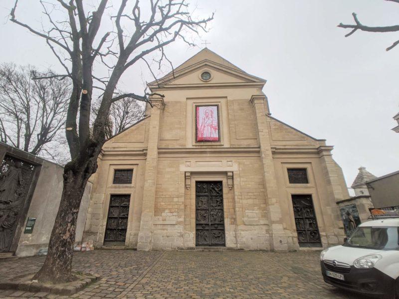 モンマルトル サンピエール教会