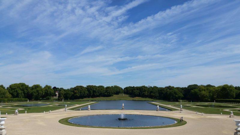 ル・ノートルのフランス式庭園 Jardin français