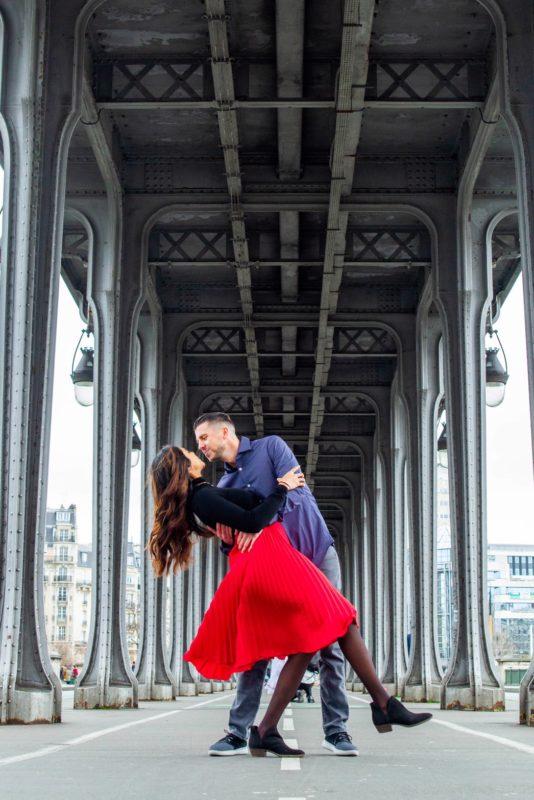 ビルアケム橋のフォトスポット photo by manami