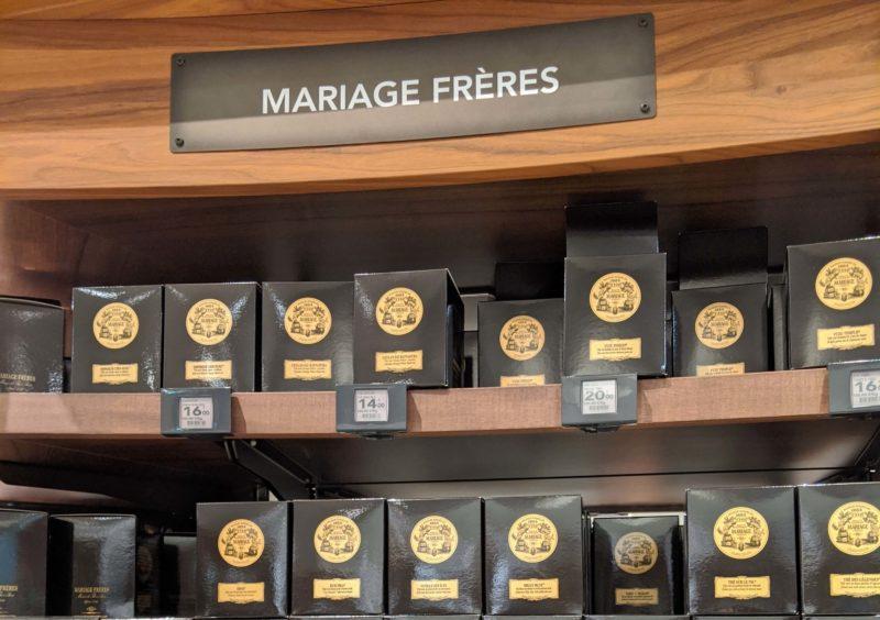 マリアージュ・フレール(Mariage frères)