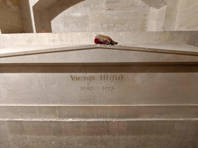 パンテオン ユーゴーの棺