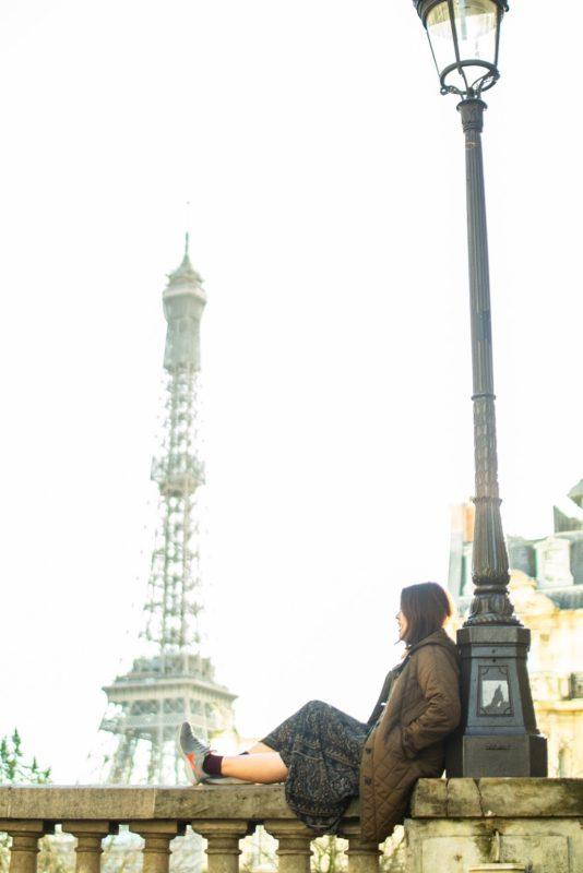 トロカデロのフォトスポット photo by manami