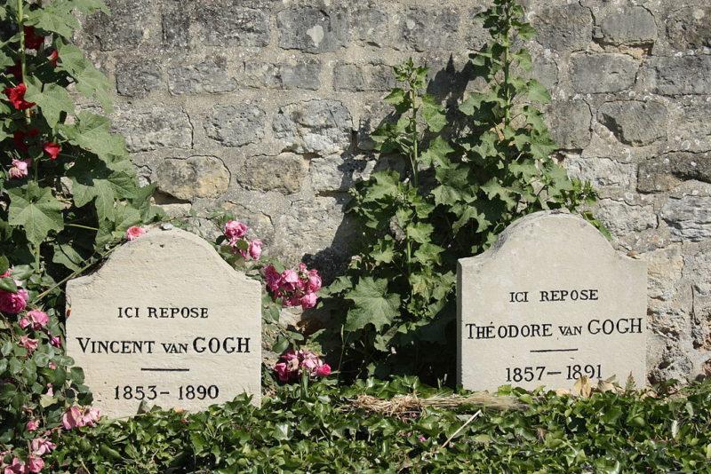 オーヴェル・シュル・オワーズ ゴッホの墓