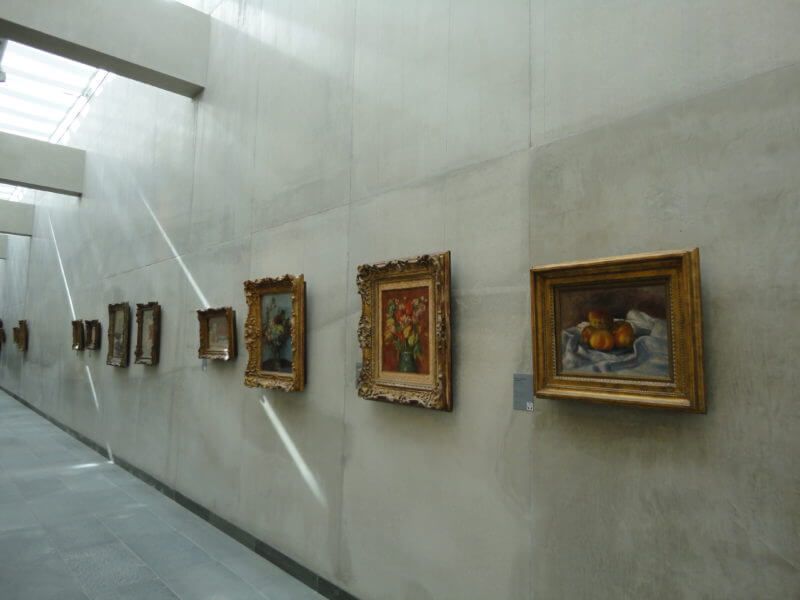 オランジュリー美術館のジャン・ヴァルテールとポール・ギヨームのコレクション