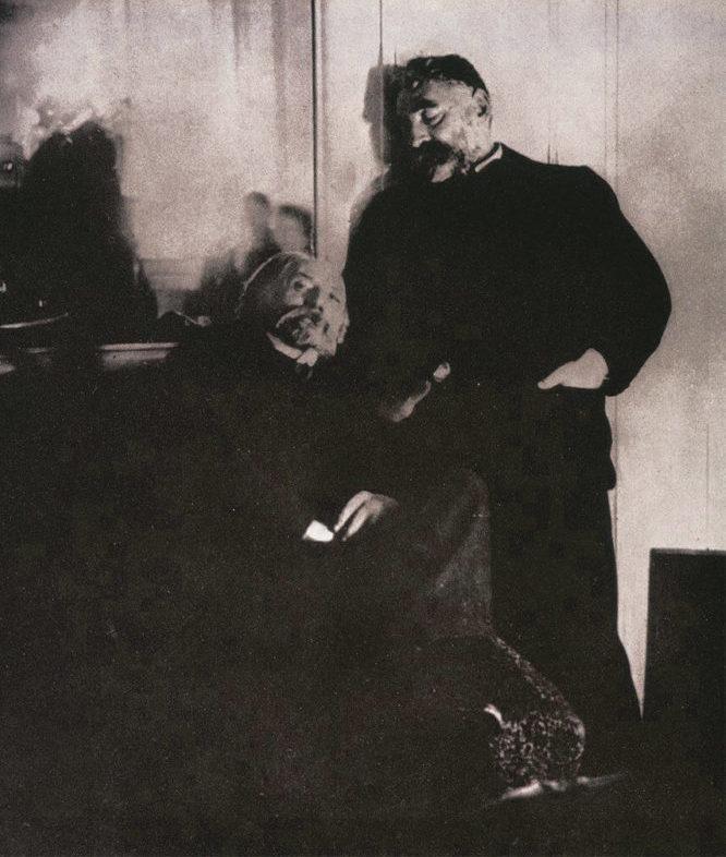 Renoir e Mallarmé